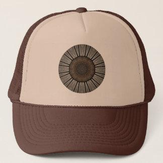 Wooden It Be Nice Mandala Trucker Hat