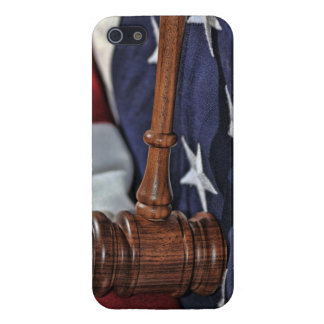 Wooden Judge's Gavel Cover For iPhone 5