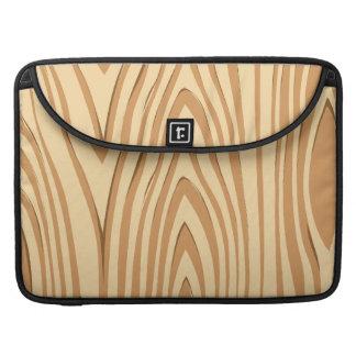 Wooden Look Mac Book Pro Sleeve Sleeve For MacBook Pro