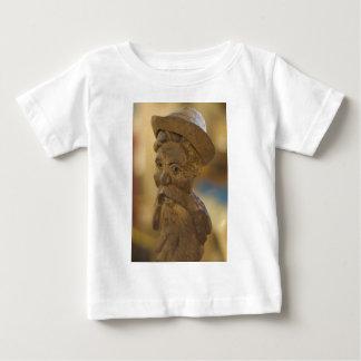 Wooden man baby T-Shirt