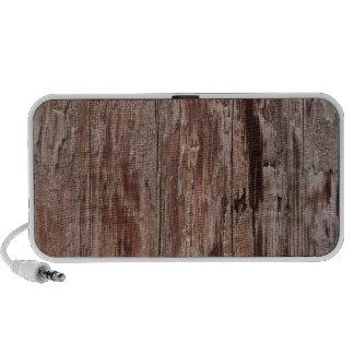 Wooden Notebook Speaker