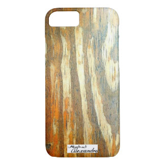 Wooden Objects I Phone case