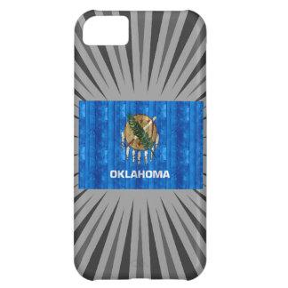 Wooden Oklahoman Flag iPhone 5C Case