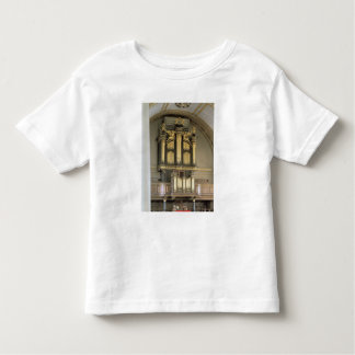 Wooden organ case, c.1685-6 toddler t-shirt