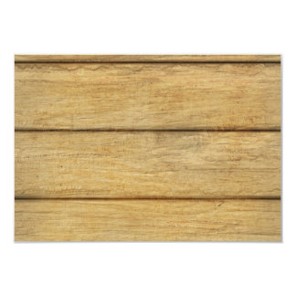 Wooden Panel Texture Card