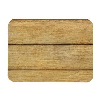 Wooden Panel Texture Magnet