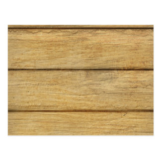 Wooden Panel Texture Post Cards