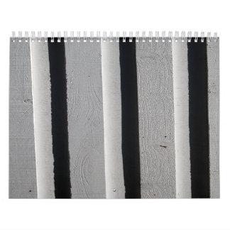 Wooden Panels 2 Calendars