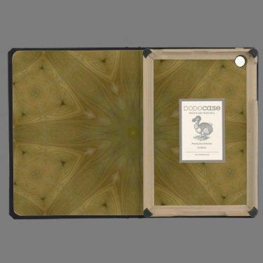 Wooden Pattern iPad Mini Cover