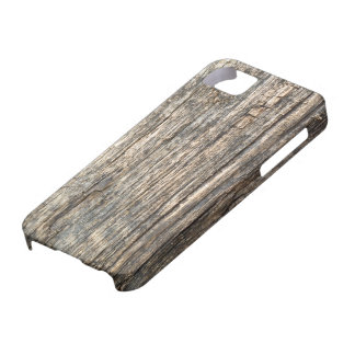 Wooden pattern iPhone 5 cover