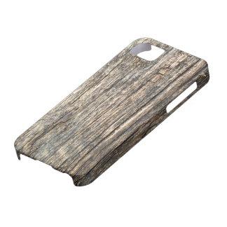 Wooden pattern iPhone SE/5/5s case