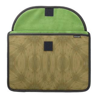 Wooden Pattern MacBook Pro Sleeves
