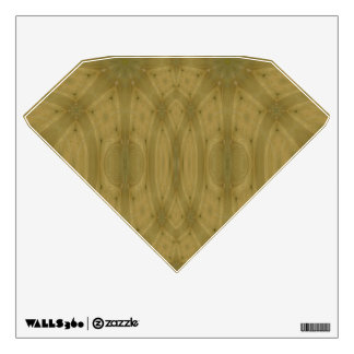 Wooden Pattern Wall Decals