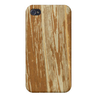 Wooden Plank Textured  iPhone 4/4S Cover