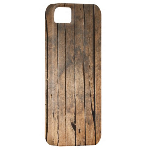 Wooden Planks iPhone 5 Case