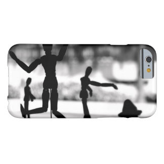 Wooden Puppet BW Barely There iPhone 6 Case