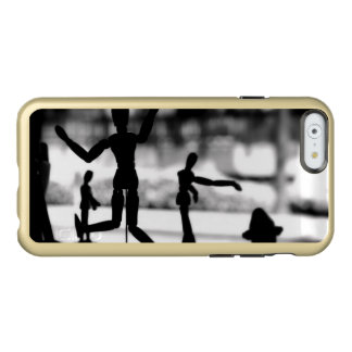 Wooden Puppet BW Incipio Feather® Shine iPhone 6 Case