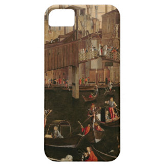 Wooden Rialto Bridge from the Miracle of the Reli iPhone 5 Cover
