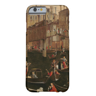 Wooden Rialto Bridge from the Miracle of the Reli iPhone 6 Case