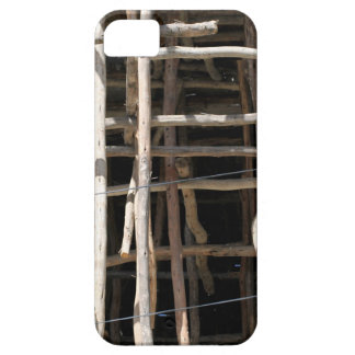 Wooden Scaffold iPhone SE/5/5s Case