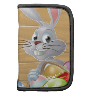 Wooden sign Easter bunny Organizers