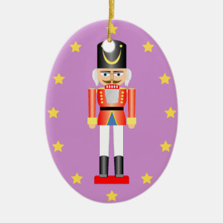 Wooden Soldier Christmas Ornament 2