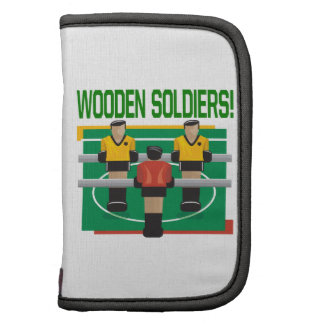 Wooden Soldiers Organizers