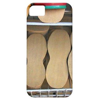 Wooden soles, Singapore iPhone 5 Cases