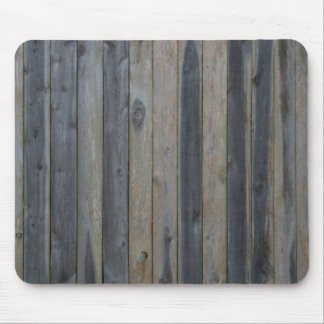 Wooden solid slat fence , perfect background mouse pad