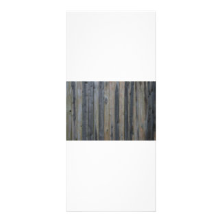 Wooden solid slat fence , perfect background customized rack card