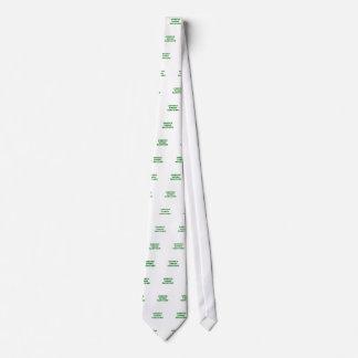 Wooden Spoon Survivor Neck Tie