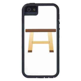 Wooden Stool iPhone 5 Covers