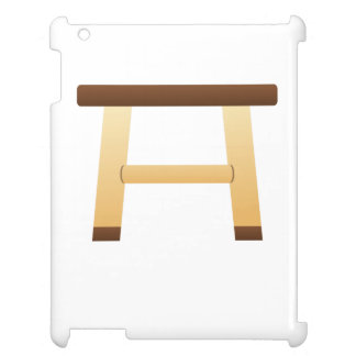 Wooden Stool Cover For The iPad