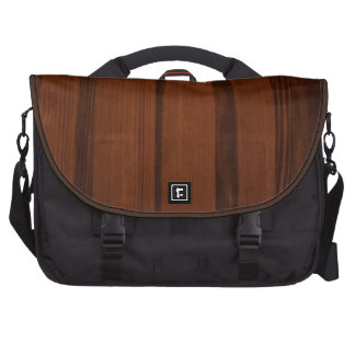 Wooden style commuter bags