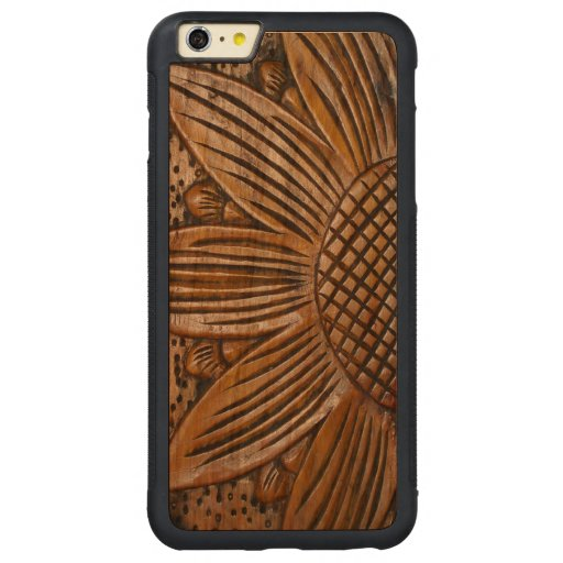 wooden iphone case wooden sunflower wood iphone 6 6s plus covers zazzle 7750