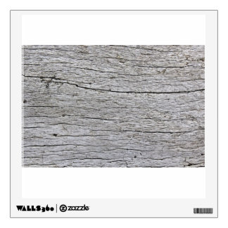 Wooden surface room decal