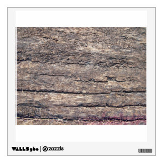 Wooden Surface Room Sticker