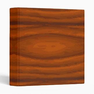 Wooden Texture Binder