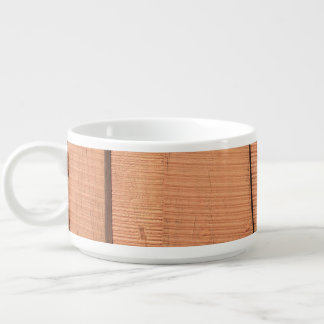 Wooden texture bowl