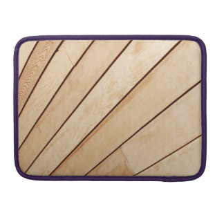 Wooden texture sleeve for MacBook pro