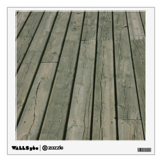 Wooden Texture, Wood Pattern, Planks Wall Sticker