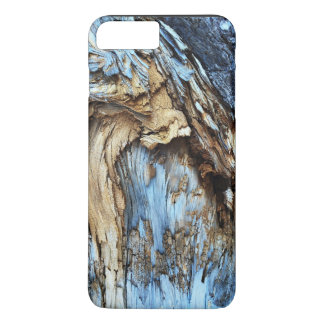 Wooden Themed, A Tree With Different Shades Of Woo iPhone 8 Plus/7 Plus Case