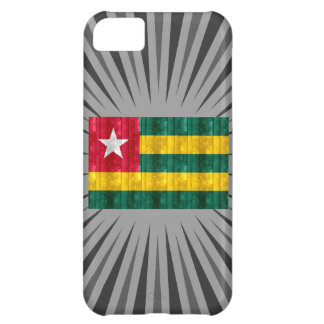 Wooden Togolese Flag iPhone 5C Covers