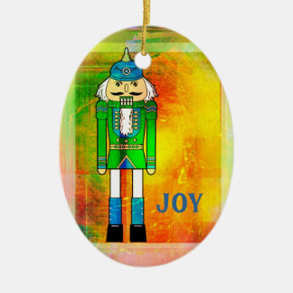 Wooden Toy Soldier - Customizable Ornament - XMAS