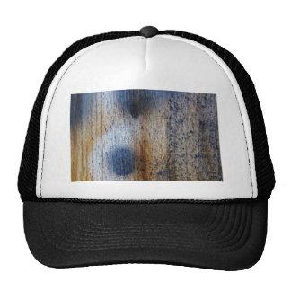 Wooden Tree Stem Trucker Hat