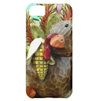 Wooden Turkey Case For iPhone 5C