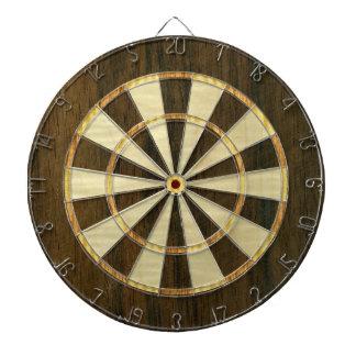 Wooden Veneer Dartboard