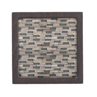 Wooden Wall Gift Box