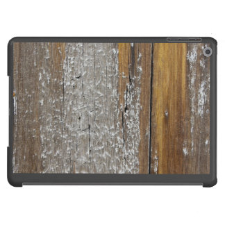 Wooden wall iPad air cover