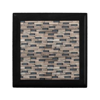 Wooden Wall Keepsake Box